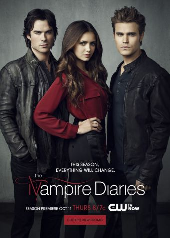 The Vampire Diaries - Stagione 4