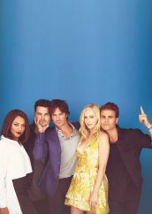 The Vampire Diaries - Intervista Monte-Carlo