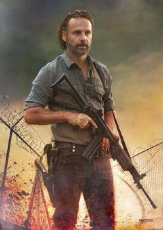 The Walking Dead - film su Rick Grimes