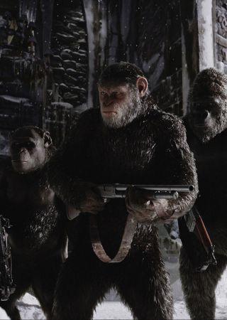 The War: Il Pianeta delle Scimmie