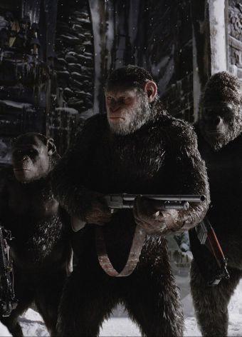 FUNKO POP FILM GUERRA per il pianeta delle scimmie-Maurice