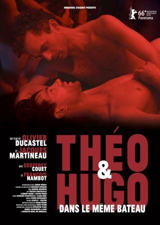 Théo e Hugo dans le même bateau