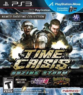 Time Crisis: Razing Storm