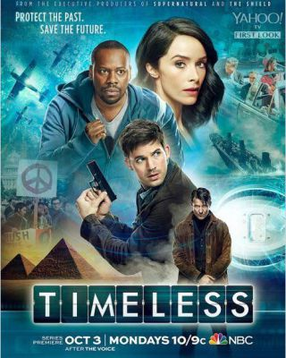 Timeless - Stagione 1