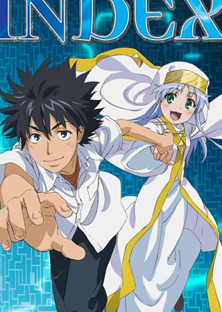 To aru Majutsu no Index (A Certain Magical Index)
