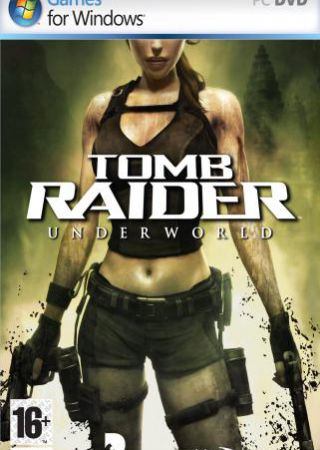 Tomb Raider 8 Underworld