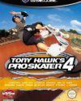 Tony Hawk's Pro Skater 4