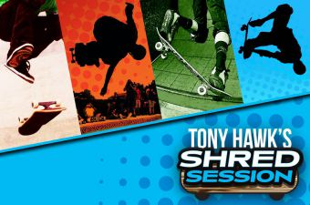 Tony Hawk's Shred Session