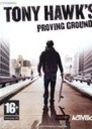 TonyHawk's Proving Ground