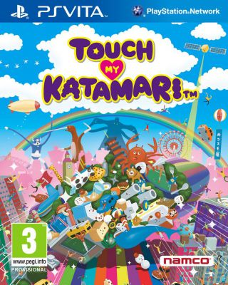 Touch My Katamary