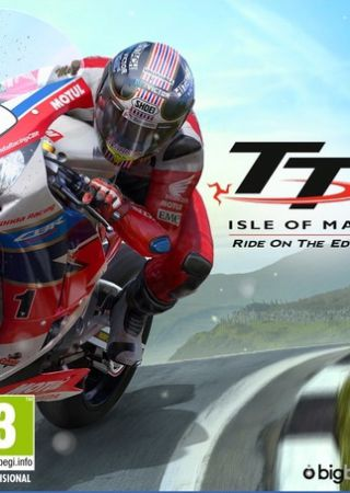 Tourist Trophy Isle of Man: Ride on the Edge