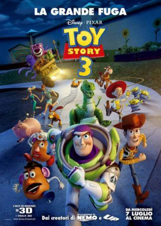 Toy Story 3 - The Great Escape