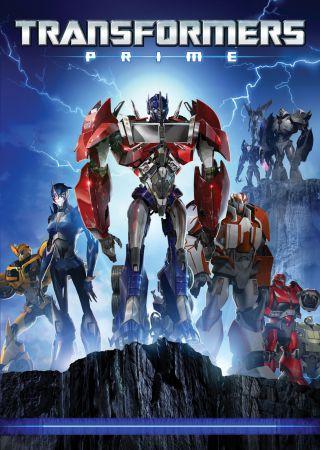 Transformers Prime - Stagione Uno