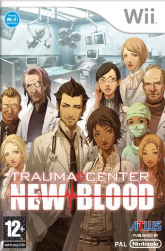 Trauma Center: New Blood