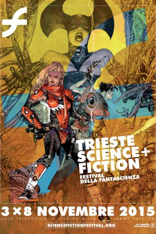 Trieste Science+Fiction 2015