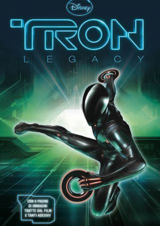 TRON Legacy Junior Novel