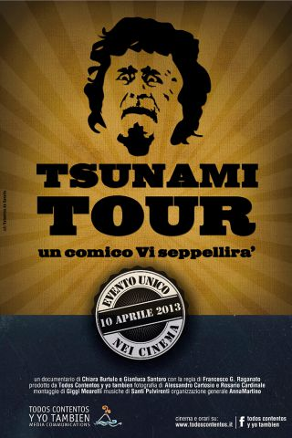 Tsunami Tour