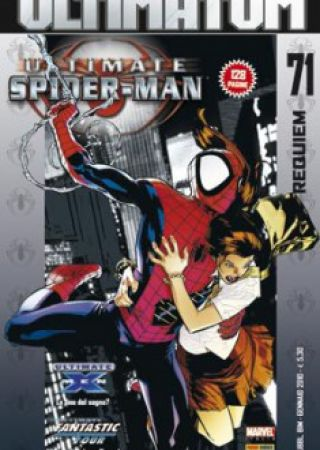 Ultimate Spider-Man 71 - Requiem