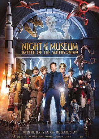 Una notte al museo 2: Fuga dallo Smithsonian