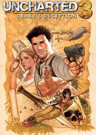 Uncharted - Il fumetto