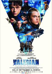Valérian and the City of a Thousand Planets: Anteprima dal Comic-Con