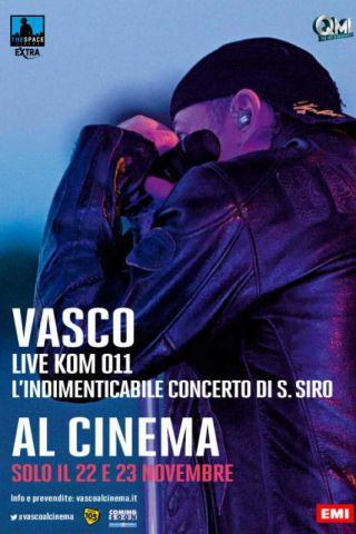 Vasco Live Kom 011 - L'indimenticabile concerto di S.Siro