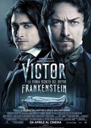 Victor - La storia segreta del dott. Frankenstein