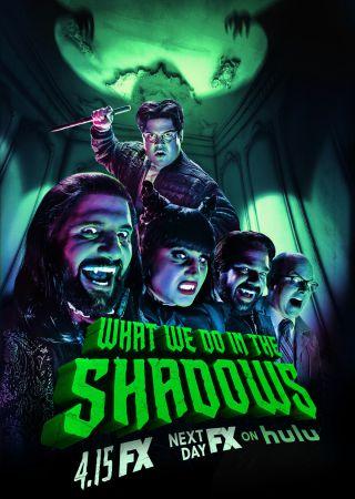 Vita da vampiro - What We Do in the Shadows