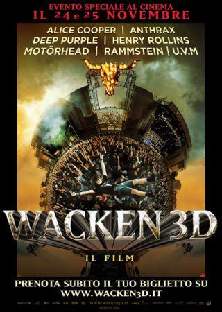 Wacken 3D