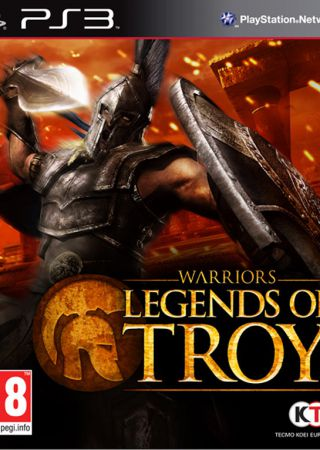 Warriors: Legend of Troy
