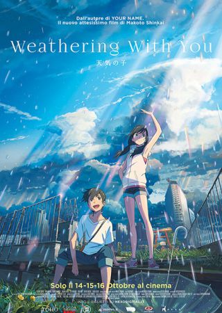 Weather Child: Weathering With You - Tenki no Ko: Weathering With You