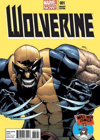 Wolverine - Comic