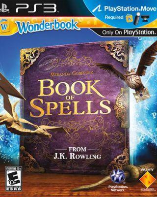 Wonderbook: Il Libro degli Incantesimi