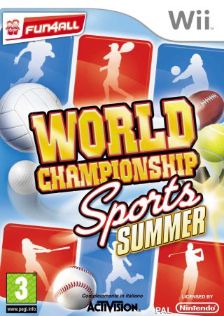 World Championship Sports: Summer