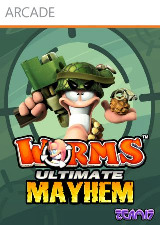 Worms Ultimate Mayhem