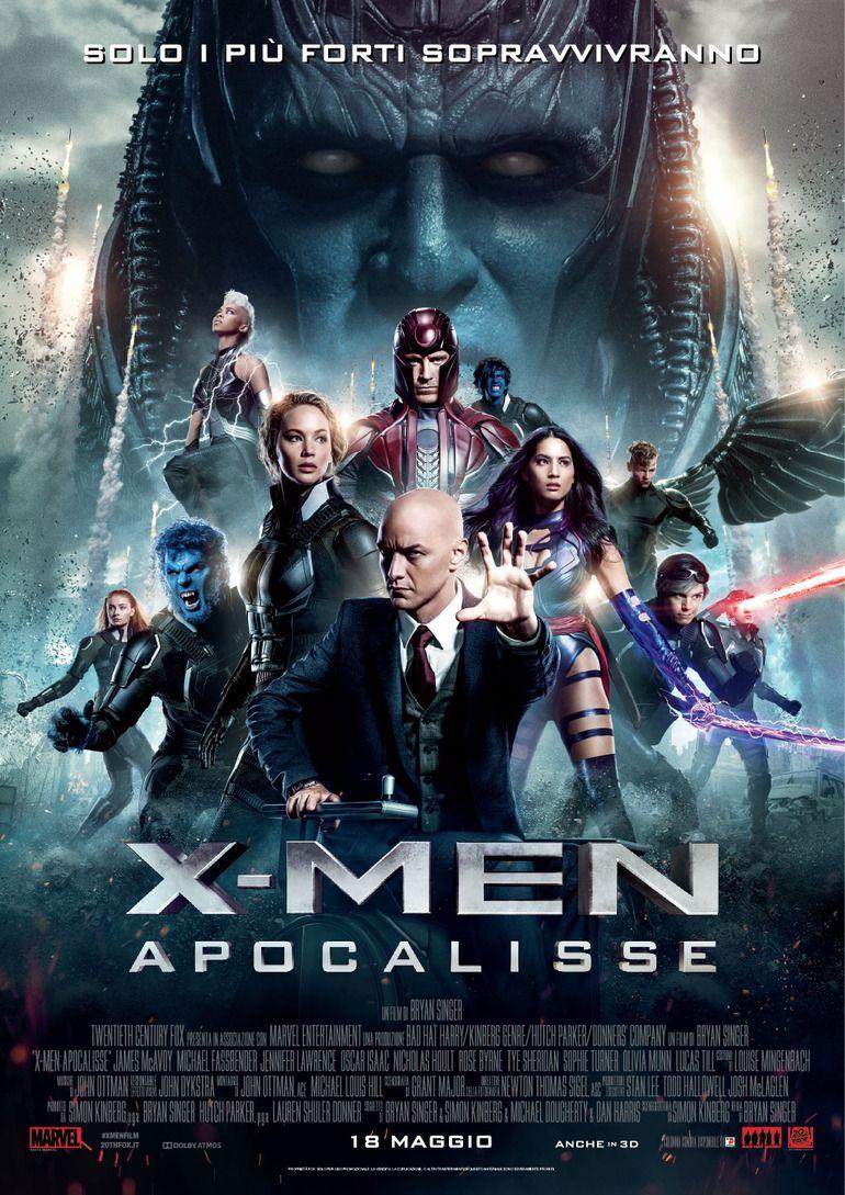 X-Men: Apocalisse
