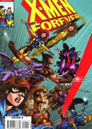 X-Men Forever