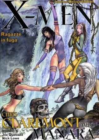 X-Men: Ragazze in fuga