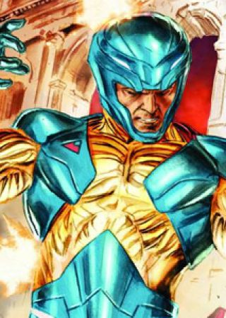 X-O Manowar Film