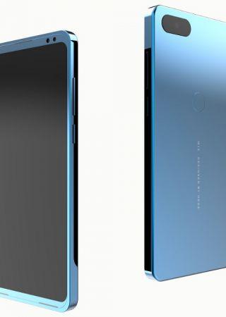 Xiaomi MI MIX INFLUX