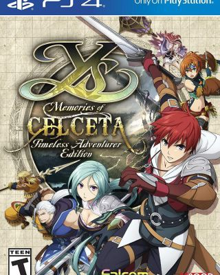 Ys IV: Memories of Celceta