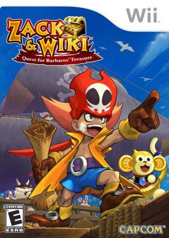 Zack & Wiki: Quest for Barbaro's Treasure