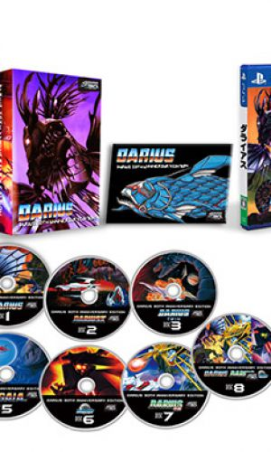 Darius Burst Chronicle Saviours