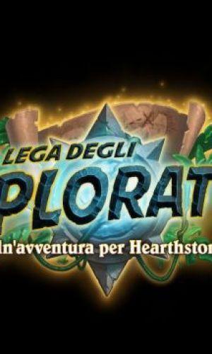 Hearthstone - Lega degli Esploratori