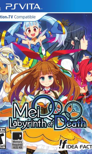 MeiQ: Labyrinth of Death