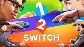 1-2-Switch: provato il nuovo party game di Nintendo