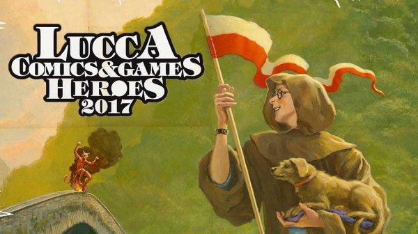 5 giorni a spasso tra i fumetti: il meglio di Lucca Comics & Games 2017