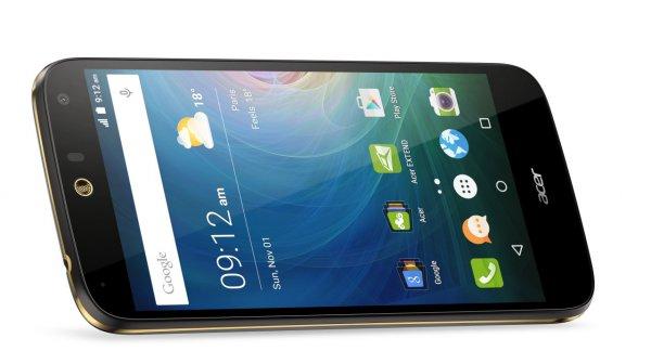 Acer Liquid Zest, Zest 4G e Liquid Z630S
