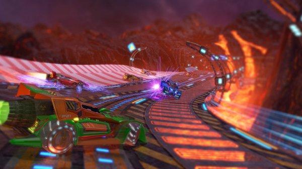 Allo Svilupparty 2018 ci sarà anche GRAL, gioco di corse ad ambientazione Sci-fi