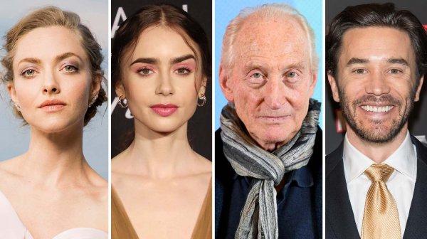 Amanda Seyfried, Lily Collins e molti altri nel cast di Mank, nuovo film di David Fincher